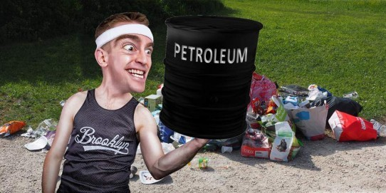 We have to admit we have an oil-consuming problem and now we need rehab.