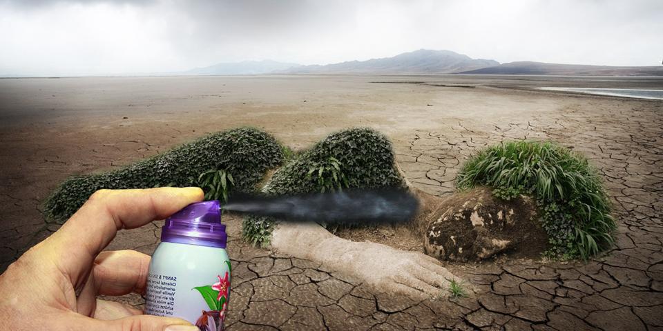 On vous vend des aérosols et parfums d'intérieurs à base d'huile essentielle qui sont mauvais pour votre santé. Comble du cynisme : ils contiennent parfois de l'aluminium dont l'extraction détruit l'environnement et pollue l'air !