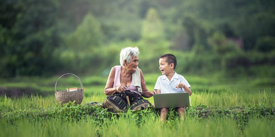 Si, à l'époque votre mamy jardinait pour économiser et faire bouillir la marmite, aujourd'hui cultiver vos fruits et légumes c'est aussi de faire des économies environnementales, en réduisant votre impact sur la planète.