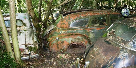 La fabrication et la destruction de votre voiture pollue. Vous économiserez plus de CO2 en utilisant votre vieille voiture jusqu'à sa fin, surtout si vous limitez le nombre de kilomètres et réduisez votre vitesse.