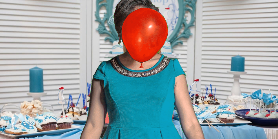 The manufacture and transport of balloons pollute the environment. Isn't the greenhouse gas a great birthday gift for a promising future of your kid?!