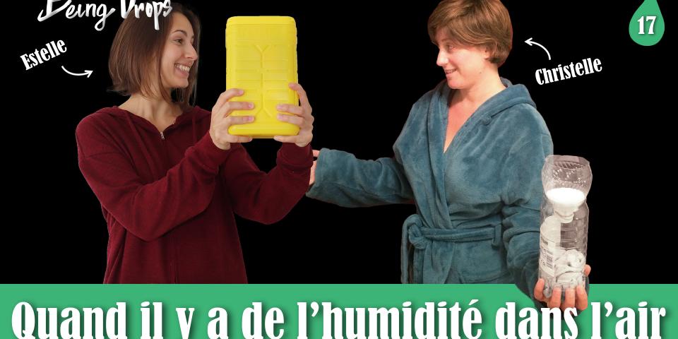 Une bouteille plastique, une gaz et un T-shirt en coton pour éviter 50 m² d'empreinte écologique