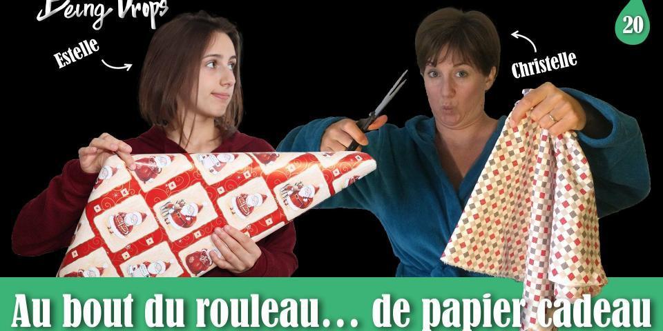 Marre des rouleaux de papiers cadeaux qui coûtent chers ? Cette année, tentez le papier cadeau en tissu avec le Furoshiki