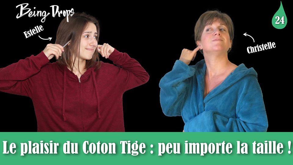 Un coton tige ancestral : votre petit doigt